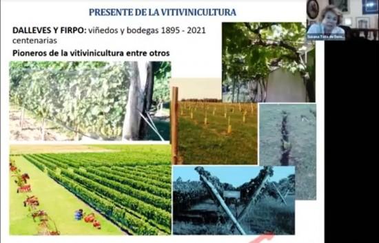 """Prelanzaron el libro """"Entre Vinos, Entre Ríos"""""""