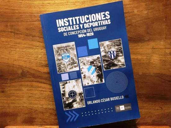 Orlando Busiello presentará su nuevo libro editado en UCU