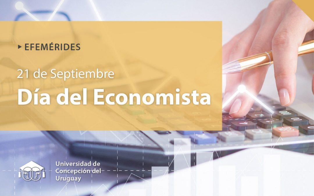 Feliz día del Economista