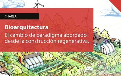 Capacitarán sobre Bioarquitectura