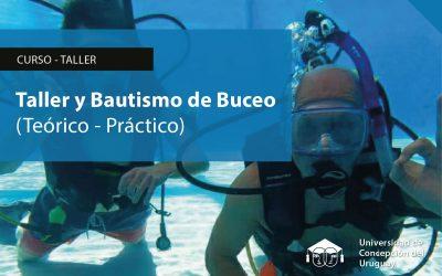 Taller y bautismo de buceo (Teórico- práctico)