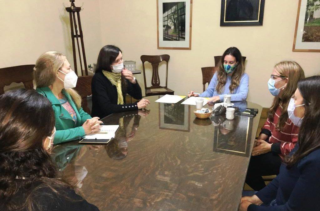 La Facultad de Ciencias Agrarias renovó convenio con el COPAER
