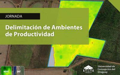 Capacitarán sobre Delimitación de Ambientes de Productividad